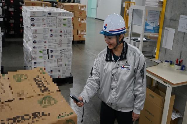 株式会社松岡 船橋物流センターの画像・写真
